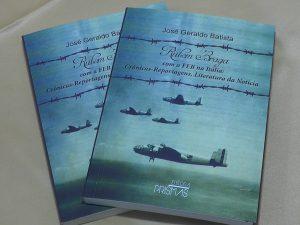 """O livro """"RUBEM BRAGA com a FEB na Itália: Crônicas – Reportagens, Literatura da Notícia"""""""