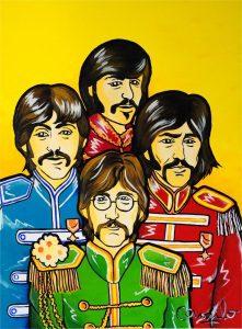 A fase Sgt. Pepper's Lonely Hearts Club Band é lembrada por Camilo Lucas