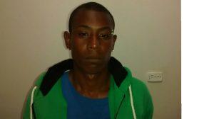 Cleidson foi preso acusado de efetuar os disparos que mataram Rodrigo e Vanderley