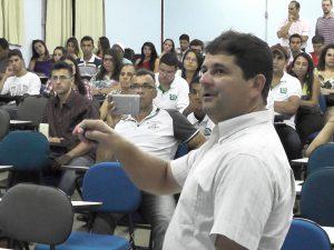 Conselheiro do Sintamig, Luciano Saraiva falou de carreira e legislação