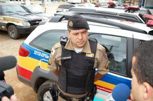 Sargento Marcos Arthuzo fala da ação da PM