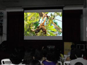 Vídeo documentário mostrou a realidade da educação ambiental em uma escola da rede estadual