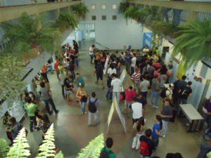 Mais de 40 trabalhos foram apresentados por estudantes da FIC
