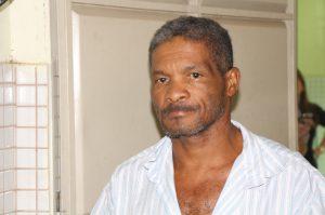 Osmiro foi preso na tarde de ontem
