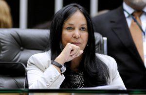 Rose de Freitas defende a bandeira do municipalismo (foto: Assessoria Câmara Federal)