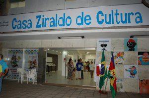 Casa Ziraldo foi inaugurada em 27 de novembro de 2009. (Foto: Arquivo)