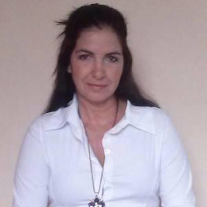 A escritora Marli Firmina de Freitas Lima