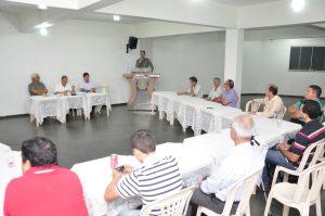 Palestra aconteceu no Rotary Club
