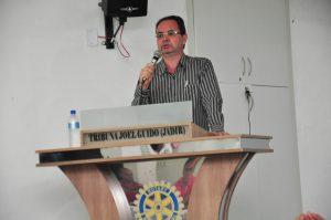 Maurício Fonseca falou sobre o cooperativismo