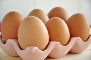 Ovos estão entre os vilões do mês de fevereiro
