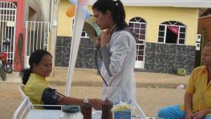Programa Saúde no Bairro e na Comunidade beneficia população