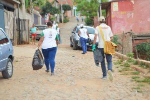 Saúde e Meio ambientes juntos contra a Dengue