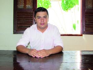 Alexandre Sahara, secretário municipal de Cultura, Esporte, Lazer e Políticas para a Juventude