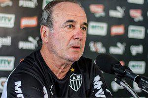 Técnico Levir Culpi conta com 'três times' de jogadores na pré-temporada na Cidade do Galo