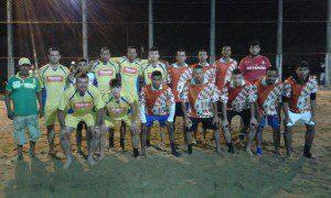 Real Moleques F.C x Juventude/Borracharia do Raimundo