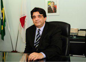 Amarildo Kalil, novo presidente da Emater-MG (foto: Thiara Vieira/Emater-MG)