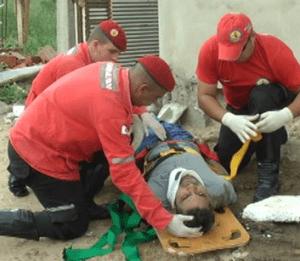 Na quarta-feira (13), outro acidente deixou um pedreiro ferido (foto: Arquivo DIÁRIO)