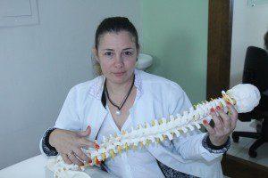 Excesso de peso pode trazer sérios problemas, como explica a fisioterapeuta Anna Paula