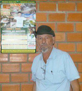 Pedro Diesel será o palestrante (foto: Arquivo)