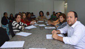 Reunião tratou dos ajustes da Conferência Municipal de Saúde