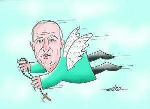 CHARGE Um anjo chamado Padre Boreli