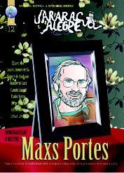 Edição em homenagem a Maxs Portes