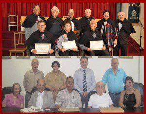 Academia elegeu por unanimidade em sua última sessão ordinária o nome do professor Celso Simões Caldeira como patrono oficial da ACL
