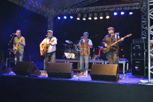 Artistas caratinguenses participaram dos Festival de Inverno