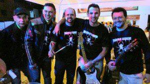 Banda Tarântulas Selvagens
