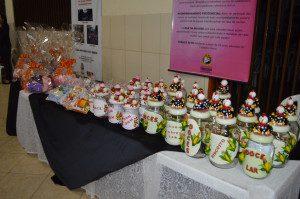 Material produzido no curso de Biscuit (foto: Arquivo)