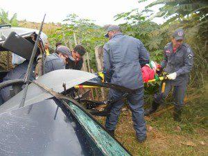 Motorista sofreu ferimentos graves e morreu ao dar entrada no PAM