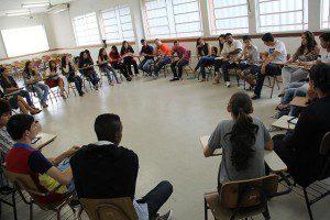 Alunos e professores de Governador Valadares, Guanhães e Caratinga participaram da Virada Rio Doce