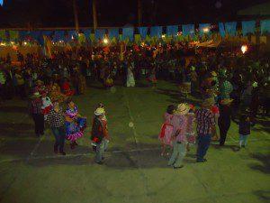Dança da quadrilha foi uma das atrações