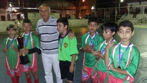 Palmeiras foi o vice-campeão