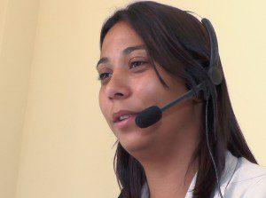 Operadora do serviço de tele-doações do hospital estará telefonando para residentes em Caratinga e região