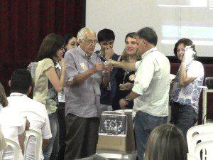 Membros do Conselho e da Assembleia da Funec participaram da reunião