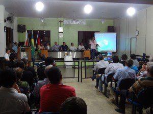Presidente da Associação Comercial e Industrial de Caratinga Ary Soares elogia iniciativa