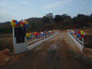 Ponte era um sonho antigo da comunidade