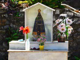 Local representa a fé de devotos de Nossa Senhora Aparecida