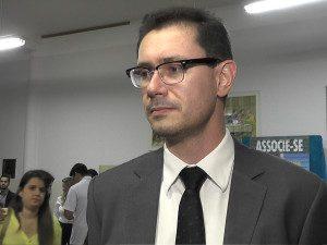 Magistrado Walter Zwicker Esbaille Júnior, juiz da Vara II Criminal e Infância e Juventude de Caratinga