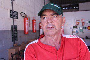 Eduardo Gomes é dono de uma loja de venda extintores de incêndio