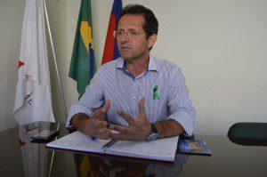 Prefeito Marco Antônio promoveu reuniões para tratar da recuperação da mata