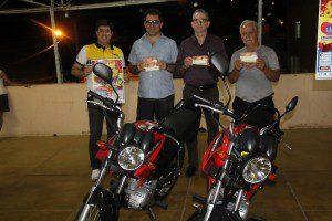 Parceria entre comerciantes, Lar dos Idosos e Kyoto Yamaha vai sortear duas motos 0 km
