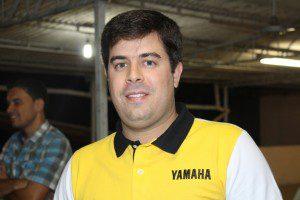 O gerente da empresa, Tiago Pires, fala sobre a parceria fidelizada com o Lar dos Idosos