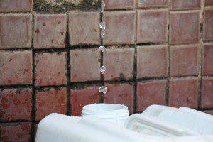 Crise hídrica atormenta a vida do caratinguense