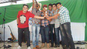 Grupo do Espaço Cidadania de Dom Modesto foi o vencedor