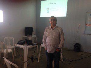 Ary Soares promete levar o projeto aos empresários