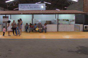 Local será o ponto de encontro entre os frequentadores da feira