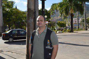 O superintendente de Meio Ambiente, Bruno da Costa Pinto (Foto: Arquivo)