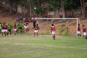 Amatonense e Limoeiro empataram em jogo disputado no Estádio do Carmo